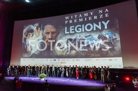 """Premiera filmu """"Legiony"""" w Warszawie"""