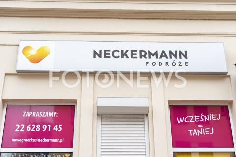 AGENCJA FOTONEWS - 25.09.2019 WARSZAWABIURO PODROZY NECKERMANNN/Z BIURO PODROZYFOT GRZEGORZ KRZYZEWSKI / FOTONEWS
