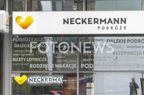 Upadek biura podróży Neckermann Polska