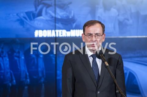 AGENCJA FOTONEWS - 26.09.2019 WARSZAWABOHATER W MUNDURZEN/Z MARIUSZ KAMINSKIFOT GRZEGORZ KRZYZEWSKI / FOTONEWS