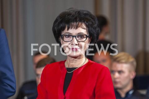 AGENCJA FOTONEWS - 26.09.2019 WARSZAWABOHATER W MUNDURZEN/Z ELZBIETA WITEKFOT GRZEGORZ KRZYZEWSKI / FOTONEWS