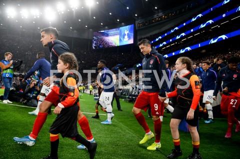 AGENCJA FOTONEWS - 01.10.2019 - LONDYNPILKA NOZNA - MECZ FAZY GRUPOWEJ LIGI MISTRZOWTOTTENHAM HOTSPUR - BAYERN MONACHIUMFootball - Champions League Group B match(Tottenham Hotspur - Bayern Munich)N/Z PHILIPPE COUTINHO ROBERT LEWANDOWSKIFOT MATEUSZ SLODKOWSKI / FOTONEWS