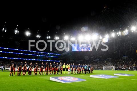 AGENCJA FOTONEWS - 01.10.2019 - LONDYNPILKA NOZNA - MECZ FAZY GRUPOWEJ LIGI MISTRZOWTOTTENHAM HOTSPUR - BAYERN MONACHIUMFootball - Champions League Group B match(Tottenham Hotspur - Bayern Munich)N/Z ROZPOCZECIE MECZU HYMN LIGI MISTRZOWFOT MATEUSZ SLODKOWSKI / FOTONEWS