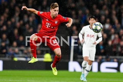AGENCJA FOTONEWS - 01.10.2019 - LONDYNPILKA NOZNA - MECZ FAZY GRUPOWEJ LIGI MISTRZOWTOTTENHAM HOTSPUR - BAYERN MONACHIUMFootball - Champions League Group B match(Tottenham Hotspur - Bayern Munich)N/Z JOSHUA KIMMICHFOT MATEUSZ SLODKOWSKI / FOTONEWS