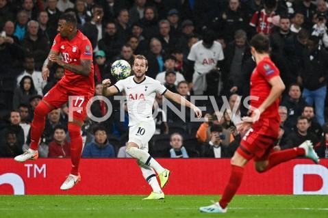 AGENCJA FOTONEWS - 01.10.2019 - LONDYNPILKA NOZNA - MECZ FAZY GRUPOWEJ LIGI MISTRZOWTOTTENHAM HOTSPUR - BAYERN MONACHIUMFootball - Champions League Group B match(Tottenham Hotspur - Bayern Munich)N/Z HARRY KANEFOT MATEUSZ SLODKOWSKI / FOTONEWS