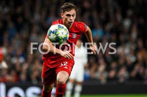 AGENCJA FOTONEWS - 01.10.2019 - LONDYNPILKA NOZNA - MECZ FAZY GRUPOWEJ LIGI MISTRZOWTOTTENHAM HOTSPUR - BAYERN MONACHIUMFootball - Champions League Group B match(Tottenham Hotspur - Bayern Munich)N/Z JOSHUA KIMMICH SYLWETKAFOT MATEUSZ SLODKOWSKI / FOTONEWS