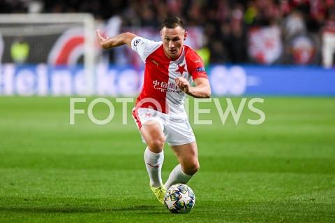 AGENCJA FOTONEWS - 02.10.2019 - PRAGAPILKA NOZNA - MECZ FAZY GRUPOWEJ LIGI MISTRZOWSLAVIA PRAGA - BORUSSIA DORTMUNDFootball - Champions League Group F match(Slavia Prague - Borussia Dortmund)N/Z JAN BORIL SYLWETKAFOT MATEUSZ SLODKOWSKI / FOTONEWS