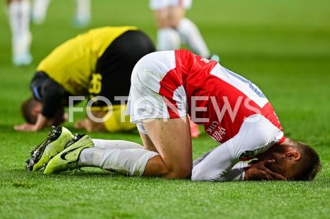 AGENCJA FOTONEWS - 02.10.2019 - PRAGAPILKA NOZNA - MECZ FAZY GRUPOWEJ LIGI MISTRZOWSLAVIA PRAGA - BORUSSIA DORTMUNDFootball - Champions League Group F match(Slavia Prague - Borussia Dortmund)N/Z JAN BORIL LUKASZ PISZCZEKFOT MATEUSZ SLODKOWSKI / FOTONEWS