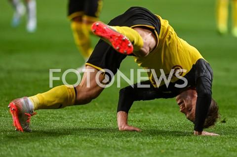 AGENCJA FOTONEWS - 02.10.2019 - PRAGAPILKA NOZNA - MECZ FAZY GRUPOWEJ LIGI MISTRZOWSLAVIA PRAGA - BORUSSIA DORTMUNDFootball - Champions League Group F match(Slavia Prague - Borussia Dortmund)N/Z LUKASZ PISZCZEKFOT MATEUSZ SLODKOWSKI / FOTONEWS