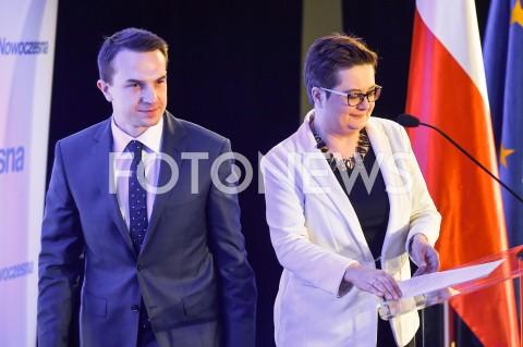 Adam Szlapka nowym przewodniczącym Nowoczesnej w Warszawie