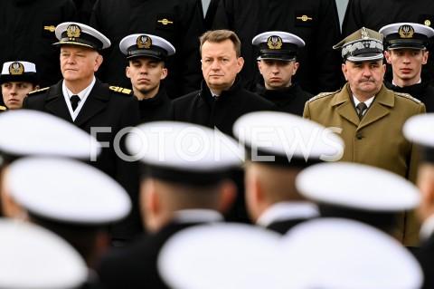 101. rocznica powstania Marynarki Wojennej RP w Gdyni