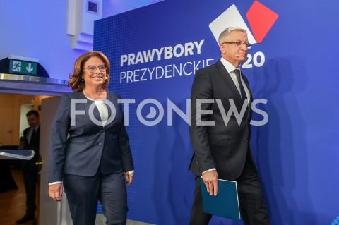 Debata kandydatów w prawyborach Platformy Obywatelskiej na urząd prezydenta RP w Warszawie