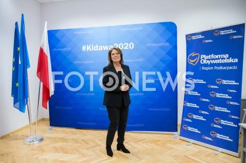 Wizyta Małgorzaty Kidawy-Błońskiej w Rzeszowie