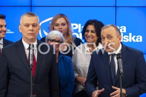 Grzegorz Schetyna zrezygnował ze startu w wyborach na szefa PO w Warszawie