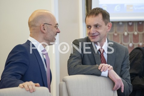 Posiedzenie Rady Ministrów w Warszawie