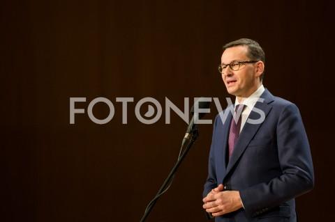 Noworoczne spotkanie opłatkowe PiS z udziałem premiera Mateusza Morawieckiego w Rzeszowie