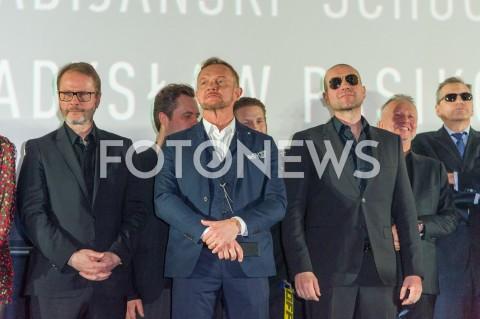 """Premiera filmu """"Psy 3"""" w Warszawie"""