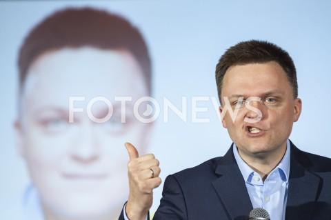 Spotkanie z Szymonem Hołownią w Piasecznie