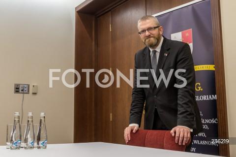 Spotkanie Grzegorza Brauna z sympatykami w Rzeszowie