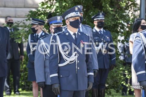 25.07.2020 WARSZAWA<br />SWIETO POLICJI <br />N/Z DARIUSZ AUGUSTYNIAK<br />
