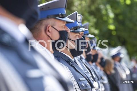 25.07.2020 WARSZAWA<br />SWIETO POLICJI <br />N/Z POLICJANCI<br />
