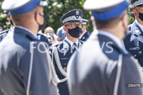 25.07.2020 WARSZAWA<br />SWIETO POLICJI <br />N/Z NADINSPEKTOR SLAWOMIR LITWIN<br />
