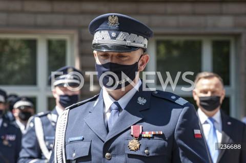 25.07.2020 WARSZAWA<br />SWIETO POLICJI <br />N/Z NADINSPEKTOR PAWEL POLTORZYCKI<br />