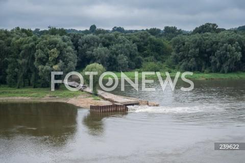 """Awaria oczyszczalni ścieków """"Czajka"""" w Warszawie"""