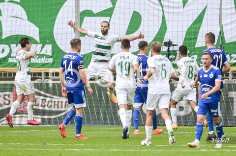 Mecz: Lechia Gdańsk - Stal Mielec