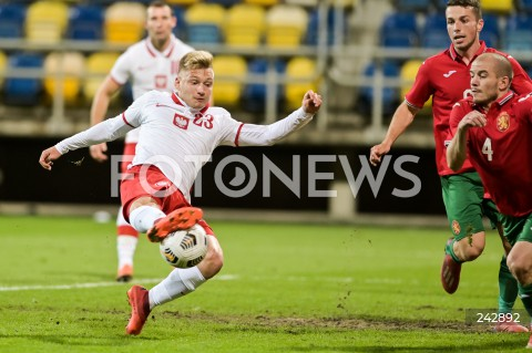 Mecz U21: Polska - Bułgaria