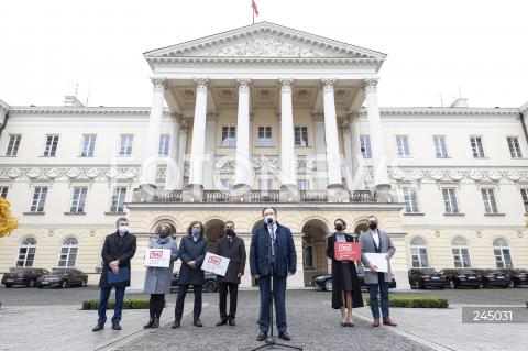 Konferencja samorządowców w Warszawie