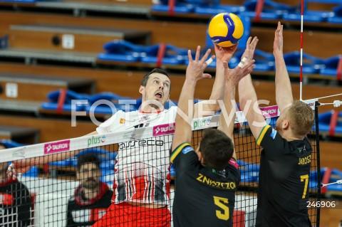 Mecz: Asseco Resovia - GKS Katowice