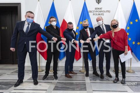 Konferencja nt. specustawy odszkodowawczej w Warszawie