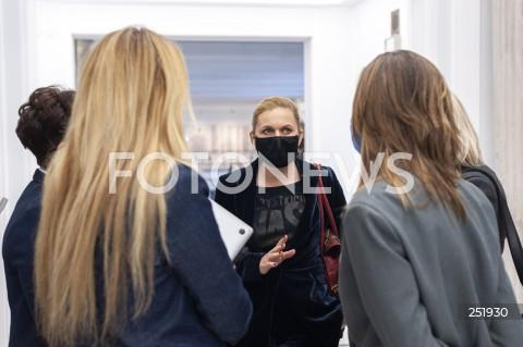 Konsultacje społeczne środowisk opozycyjnych z Kongresem Kobiet w Warszawie