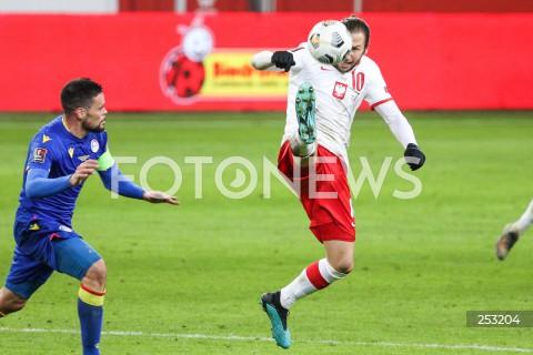 28.03.2021 WARSZAWA ( POLAND ) <br />PILKA NOZNA - ELIMINACJE DO MISTRZOSTW SWIATA 2022<br />FOOTBALL FIFA WORLD CUP 2022 QUALIFYING ROUND <br />MECZ POLSKA ( POLAND ) - ANDORA ( ANDORA ) <br />N/Z GRZEGORZ KRYCHOWIAK <br />