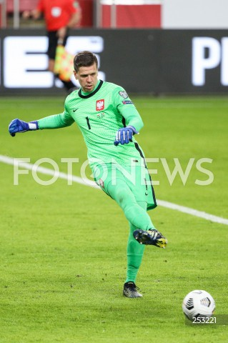 28.03.2021 WARSZAWA ( POLAND ) <br />PILKA NOZNA - ELIMINACJE DO MISTRZOSTW SWIATA 2022<br />FOOTBALL FIFA WORLD CUP 2022 QUALIFYING ROUND <br />MECZ POLSKA ( POLAND ) - ANDORA ( ANDORA ) <br />N/Z WOJCIECH SZCZESNY SYLWETKA <br />
