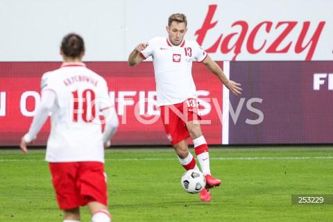 28.03.2021 WARSZAWA ( POLAND ) <br />PILKA NOZNA - ELIMINACJE DO MISTRZOSTW SWIATA 2022<br />FOOTBALL FIFA WORLD CUP 2022 QUALIFYING ROUND <br />MECZ POLSKA ( POLAND ) - ANDORA ( ANDORA ) <br />N/Z MACIEJ RYBUS SYLWETKA <br />
