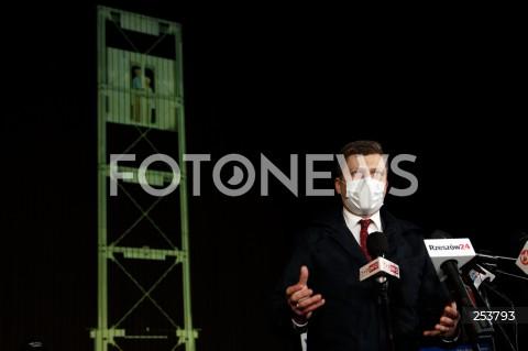 Konferencja Marcina Warchoła nt. wind dla mieszkańców bloków w Rzeszowie