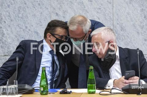 Posiedzenie sejmowej komisji sprawiedliwości i praw człowieka w Warszawie