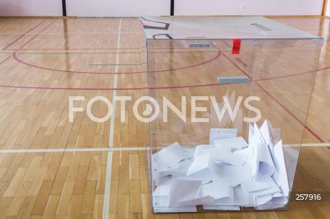 Pierwsza tura wyborów na urząd prezydenta miasta w Rzeszowie