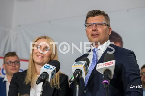 Wieczór wyborczy kandydata Marcina Warchoła w Rzeszowie