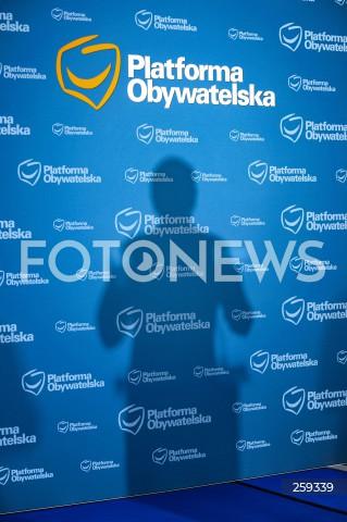 04.07.2021 WARSZAWA<br />KONFERENCJA PRASOWA DONALDA TUSKA<br />N/Z DONALD TUSK CIEN<br />