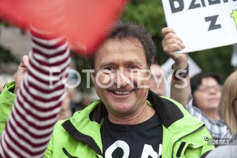 10.08.2021 WARSZAWA<br />PROTEST W OBRONIE WOLNYCH MEDIOW LEXTVN PRZED SEJMEM W WARSZAWIE<br />N/Z JACEK KAWALEC<br />