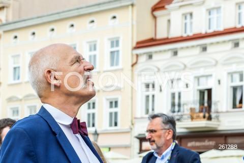 Janusz Korwin - Mikke w Rzeszowie