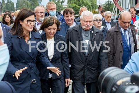 Obchody 41. rocznicy podpisania Porozumień Sierpniowych w Gdańsku