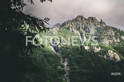 05.09.2021 TATRY <br />TATRZANSKI PARK NARODOWY <br />N/Z GORY TATRY SZCZYTY <br />