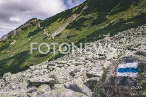 05.09.2021 TATRY <br />TATRZANSKI PARK NARODOWY <br />N/Z SZLAK NIEBIESKI GORY<br />