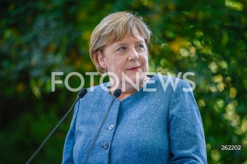 11.09.2021 WARSZAWA<br />WIZYTA KANCLERZ NIEMIEC ANGELI MERKEL W WARSZAWIE<br />GERMAN CHANCELLOR ANGELA MERKEL IS VISITING THE POLISH CAPITAL<br />N/Z KANCLERZ NIEMIEC ANGELA MERKEL<br />