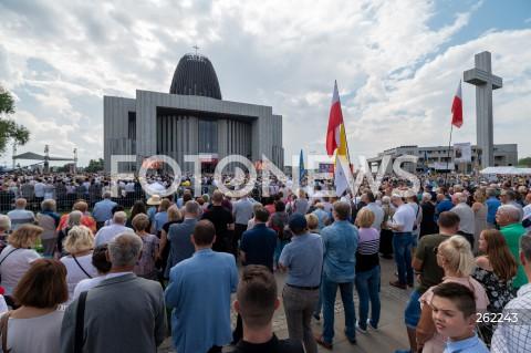 Beatyfikacja kardynała Stefana Wyszyńskiego w Warszawie