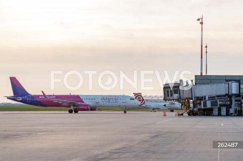 Inauguracja połączenia lotniczego linii lotniczej Wizzair z Rzeszowa do Oslo